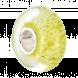 Hạt charm DIY PNJSilver hình dẹt tròn màu vàng
