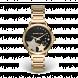 Đồng hồ thời trang nữ dây thép không gỉ chống nước Michael Kors MK3794
