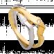Nhẫn cưới Kim cương PNJ Chung Đôi Vàng 18K 01539.508