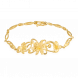 Lắc tay cưới PNJ vàng 24K