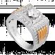 Nhẫn Nam PNJ Vàng 18K đính đá ECZ