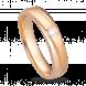 Nhẫn cưới Kim cương PNJ Chung Đôi Vàng 18K 77101.5A3