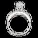 Nhẫn bạc đính đá PNJSilver XMXMK000221