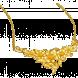 Dây Cổ cưới PNJ Mật Ngọt Hạnh Phúc Vàng 24K