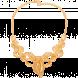 Dây Cổ Cưới PNJ Tơ Duyên Vàng 22K