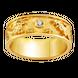 Nhẫn cưới nam Kim cương Vàng 18K PNJ Long Phụng DD00Y000995