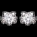 Bông tai bạc đính đá PNJSilver XM00K000181