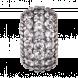 Hạt charm DIY PNJSilver hình tròn đính hạt 13225.000