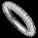 Nhẫn bạc đính đá PNJSilver XM00K000099