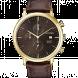 Đồng hồ thể thao nam dây da chống nước Citizen AN3612-09X