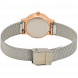 Đồng hồ nữ dây thép không gỉ chống nước Skagen SKW2716