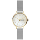 Đồng hồ nữ dây thép không gỉ chống nước Skagen SKW2702