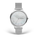 Đồng hồ nữ dây thép không gỉ chống nước Skagen SKW2701
