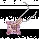 Mặt dây chuyền PNJ 3Wishes Vàng 10K mix đá Liquid Cabochon Swarovski 95018.400