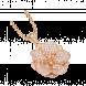 Mặt dây chuyền PNJ Vàng 14K đính đá CZ 84929.100