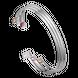 Vòng tay bạc PNJSilver Radiance of Joy mix đá Swarovski 92498.400