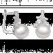 Bông tai PNJ Vàng Trắng 14K đính Ngọc trai Akoya 92080.600