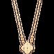 Bộ trang sức Kim Tiền PNJ Vàng 18K
