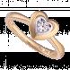 Nhẫn Kim cương PNJ vàng 14K