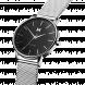 Đồng hồ nữ dây thép không gỉ chống nước MVMT D-MB01-BS