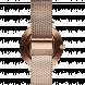 Đồng hồ nữ dây thép không gỉ chống nước MVMT D-MB01-RG