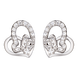 Bông tai bạc PNJSilver hình con heo 98363.000