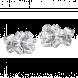 Bông tai Kim cương PNJ Vàng trắng 14K 73630.5A0