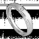 Nhẫn cưới Kim cương PNJ Chung Đôi Vàng trắng 14K 71533.5A1