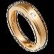 Nhẫn cưới Kim cương nam PNJ Chung Đôi Vàng 18K 36226.5A0