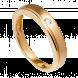 Nhẫn cưới Kim cương PNJ Chung Đôi Vàng 18K 36227.5A0
