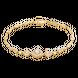 Lắc tay Vàng 18K đính đá CZ PNJ XMXMY000033