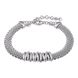 Lắc tay bạc Ý đính đá PNJSilver Jessica XMXMK060008