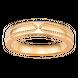 Nhẫn cưới nam Vàng 18K PNJ True Love 19 0000Y000652