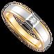 Nhẫn cưới nam Kim cương Vàng 18K PNJ True Love 19 DD00C000552