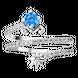 Nhẫn bạc đính đá PNJSilver Cinderella ZTXMW000003