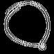 Dây cổ bạc đính đá PNJSilver Music Lovin hình cây đàn