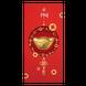 Bao lì xì lõi Vàng 24K PNJ Kim Nguyên Bảo 0000Y060000
