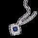 Mặt dây chuyền Vàng trắng 10K PNJ Melody ZTXMW000025