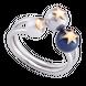 Nhẫn bạc PNJSilver Aura NH00C000001