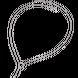 Dây cổ Vàng trắng 10K đính đá ECZ Swarovski PNJ XMXMW000073