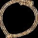 Dây cổ Vàng 18K đính đá CZ PNJ XMXMY000021