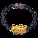 Lắc tay Vàng 24K PNJ Tỳ hưu thụ tiền dây đen 0000Y001177