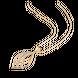Mặt dây chuyền Vàng 18K đính đá CZ XMXMY000390