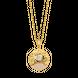 Mặt dây chuyền Vàng Ý 18K đính đá CZ PNJ XMXMY001494