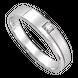 Nhẫn cưới Kim cương Vàng trắng 14K PNJ DD00W000471