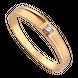 Nhẫn cưới Kim cương Vàng 18K PNJ DD00Y000800