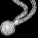 Mặt dây chuyền Vàng trắng Ý 18K đính đá CZ PNJ XMXMW000795