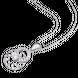 Mặt dây chuyền Vàng trắng Ý 18K đính đá CZ PNJ XMXMW000796