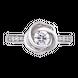 Nhẫn Vàng trắng 10K đính đá ECZ Swarovski PNJ XMXMW000153