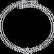Dây cổ bạc đính đá PNJSilver mặt vòng tròn XM00K000041